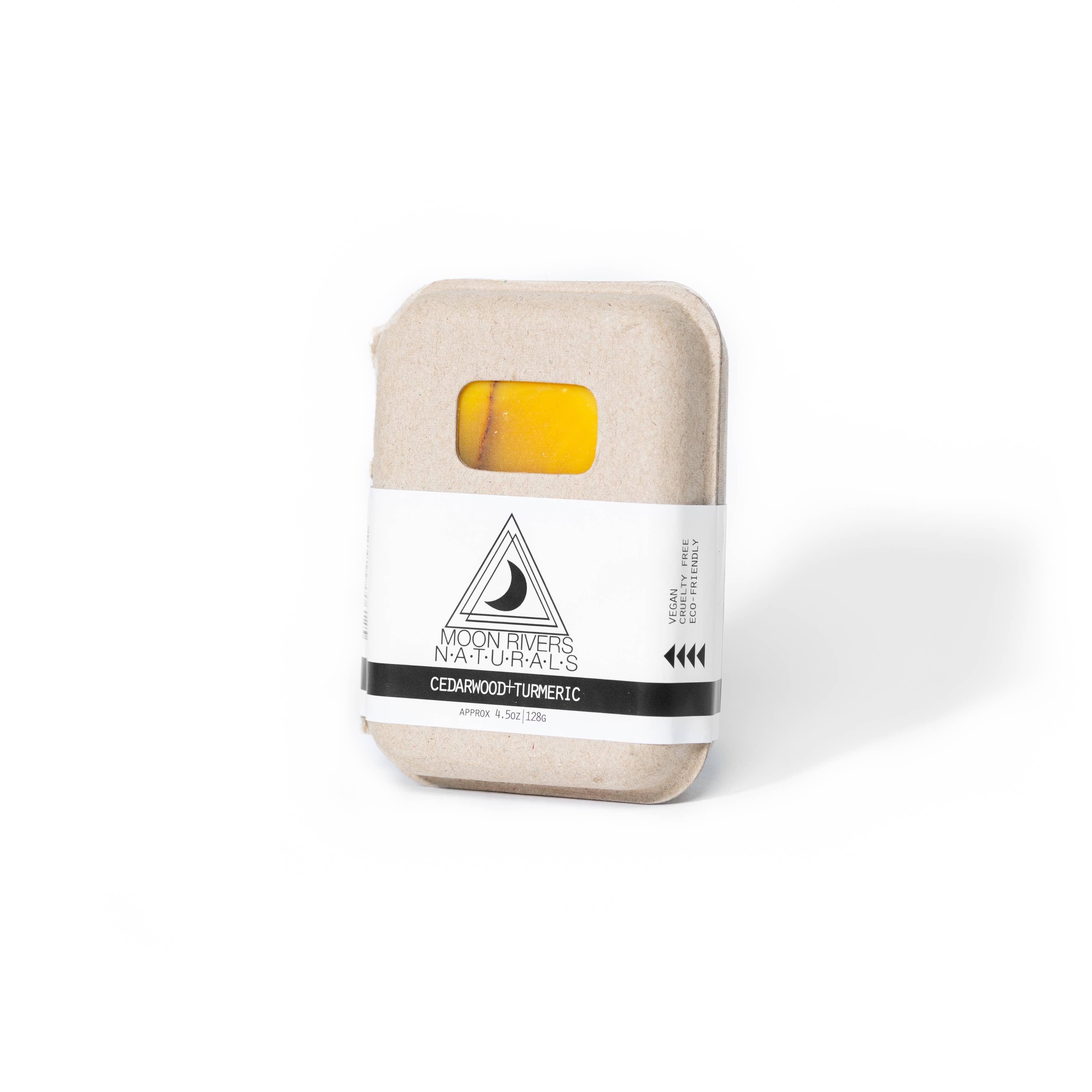Cedarwood Turmeric Soap | Trada Marketplace