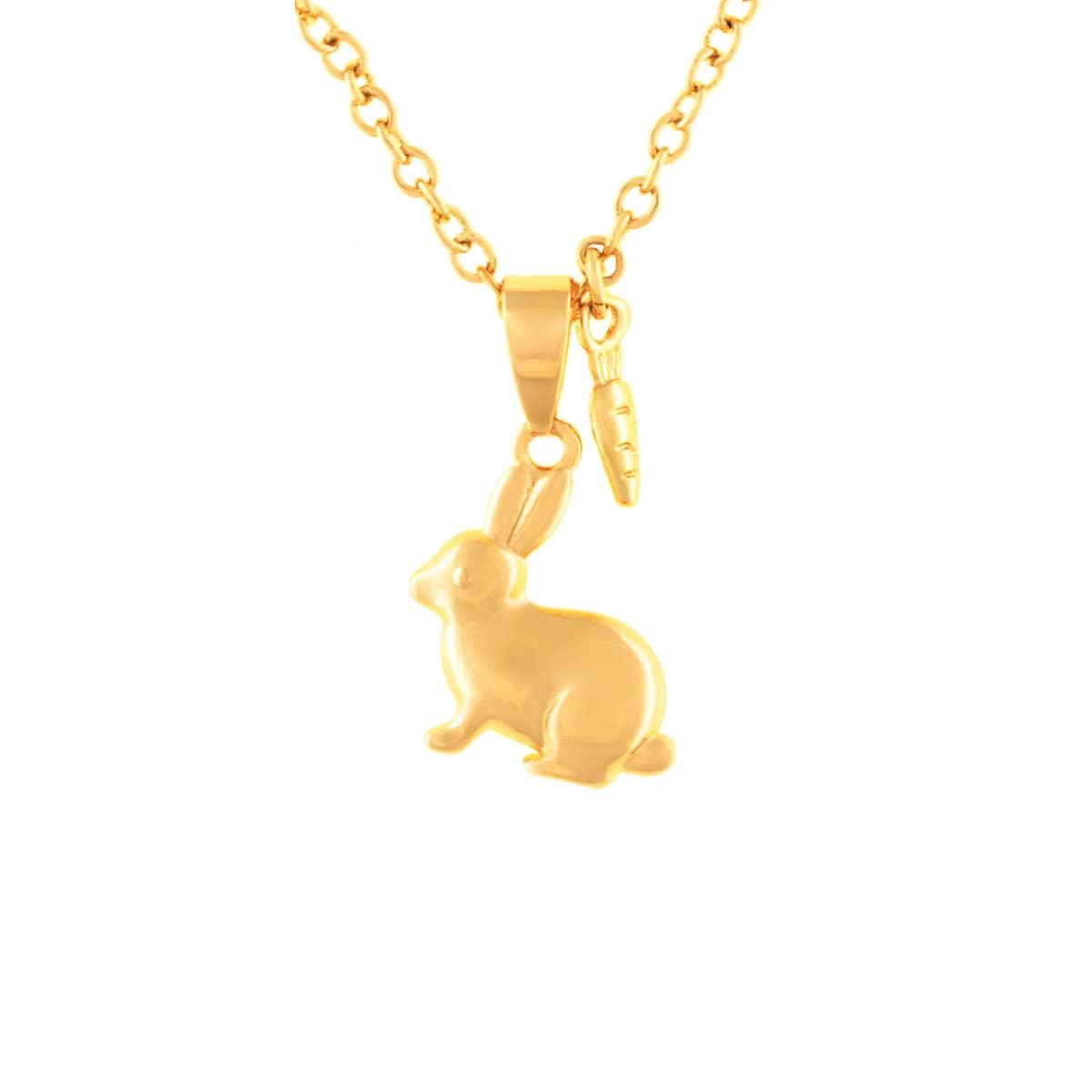 Little Treasures- Rabbit Necklace | Trada Marketplace