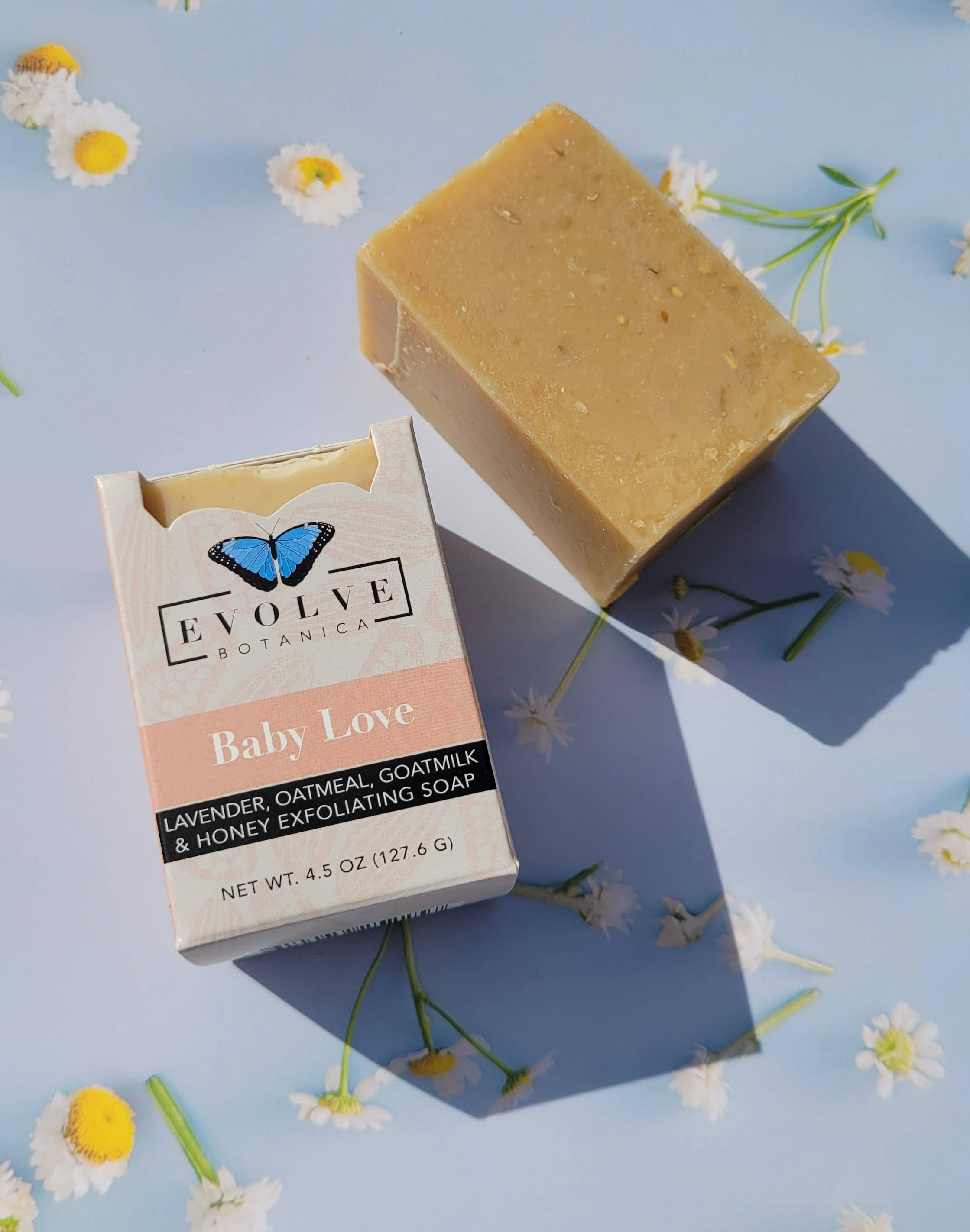 Evolve - Specialty Soap - Baby Love (Goatmilk) | Trada Marketplace