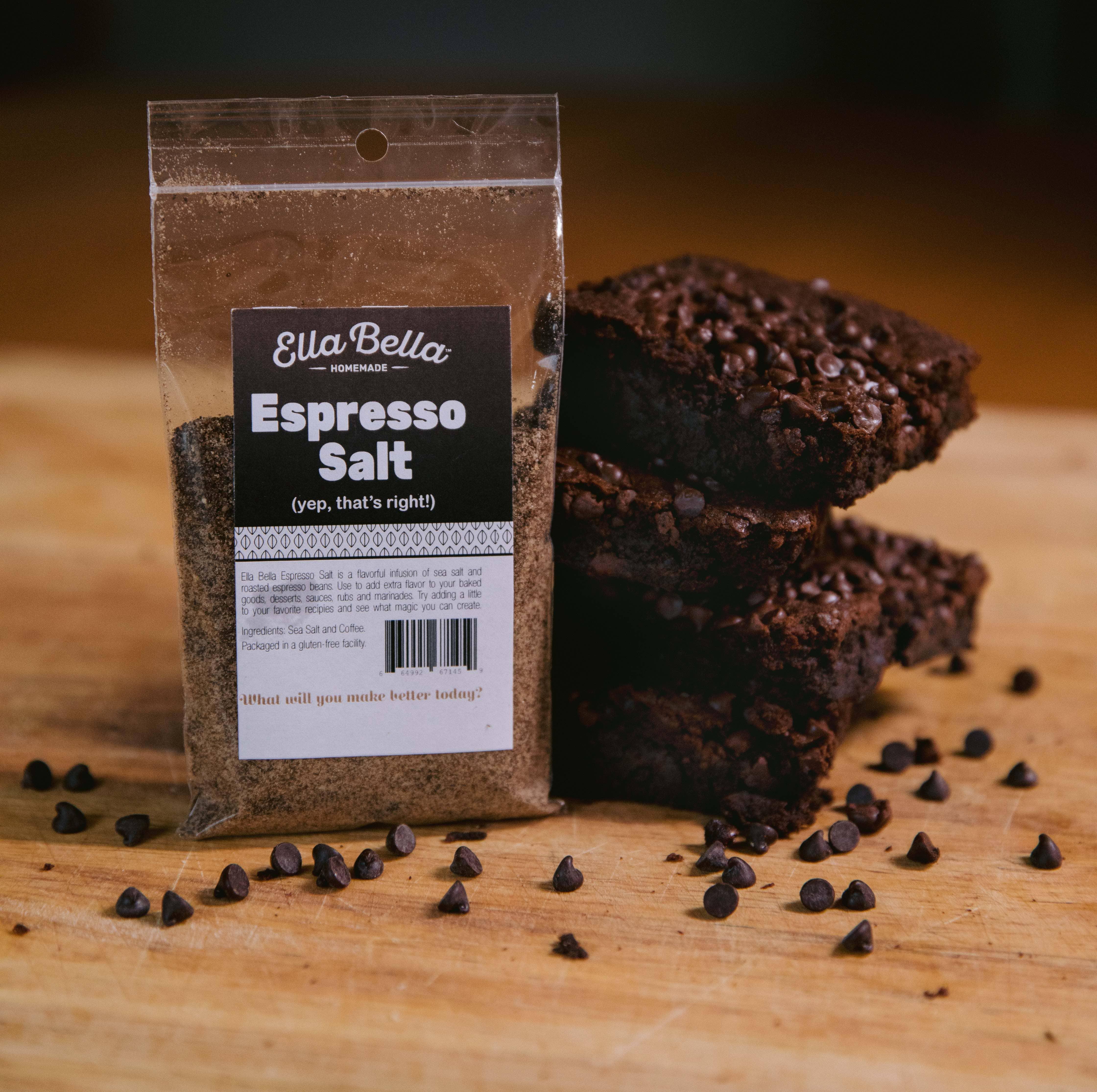 Espresso Salt | Trada Marketplace