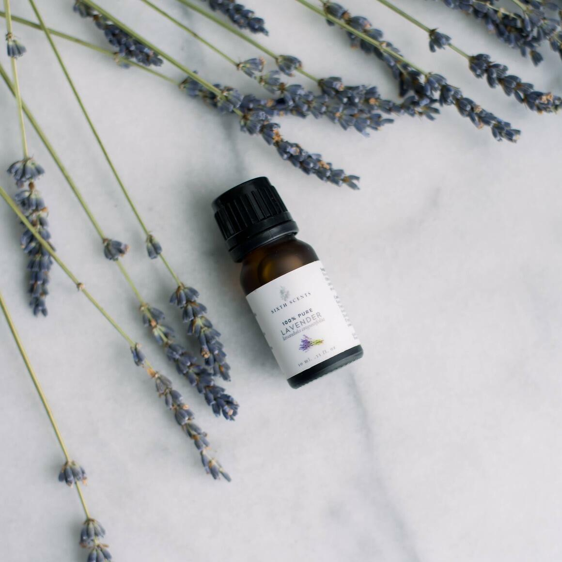 Lavender Essential Oil | Trada Marketplace