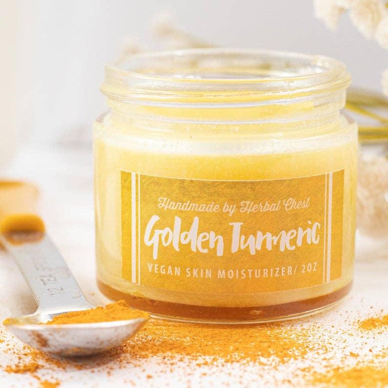 Vegan Turmeric Moisturizer Body Butter Balm | Trada Marketplace