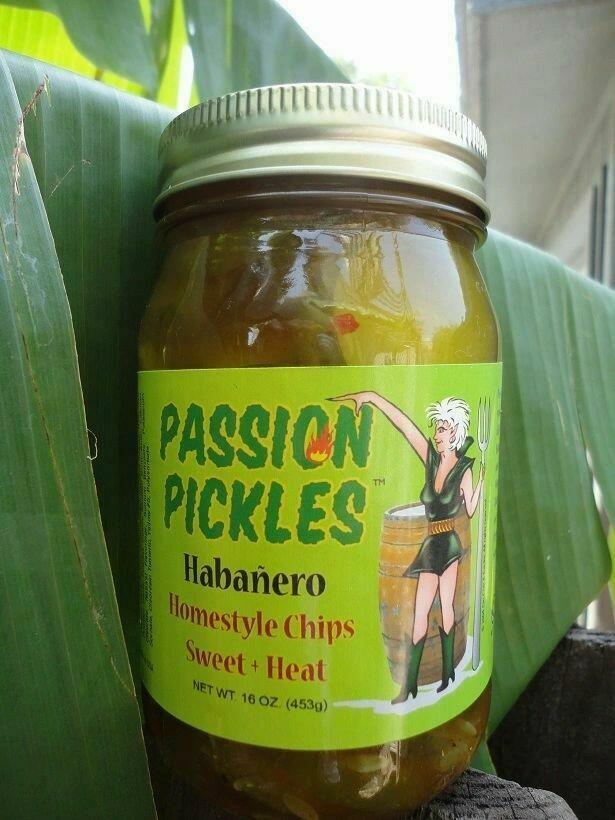 PASSION PICKLES® HABANERO | Trada Marketplace