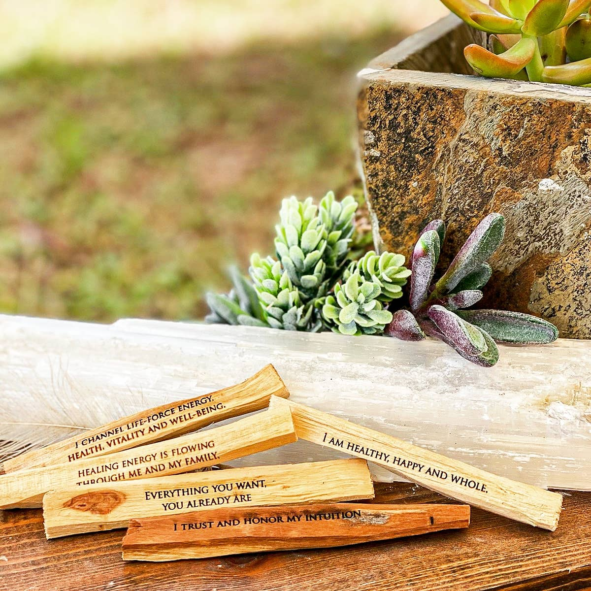WELL BEING Mantra Santo Bundle   Trada Marketplace