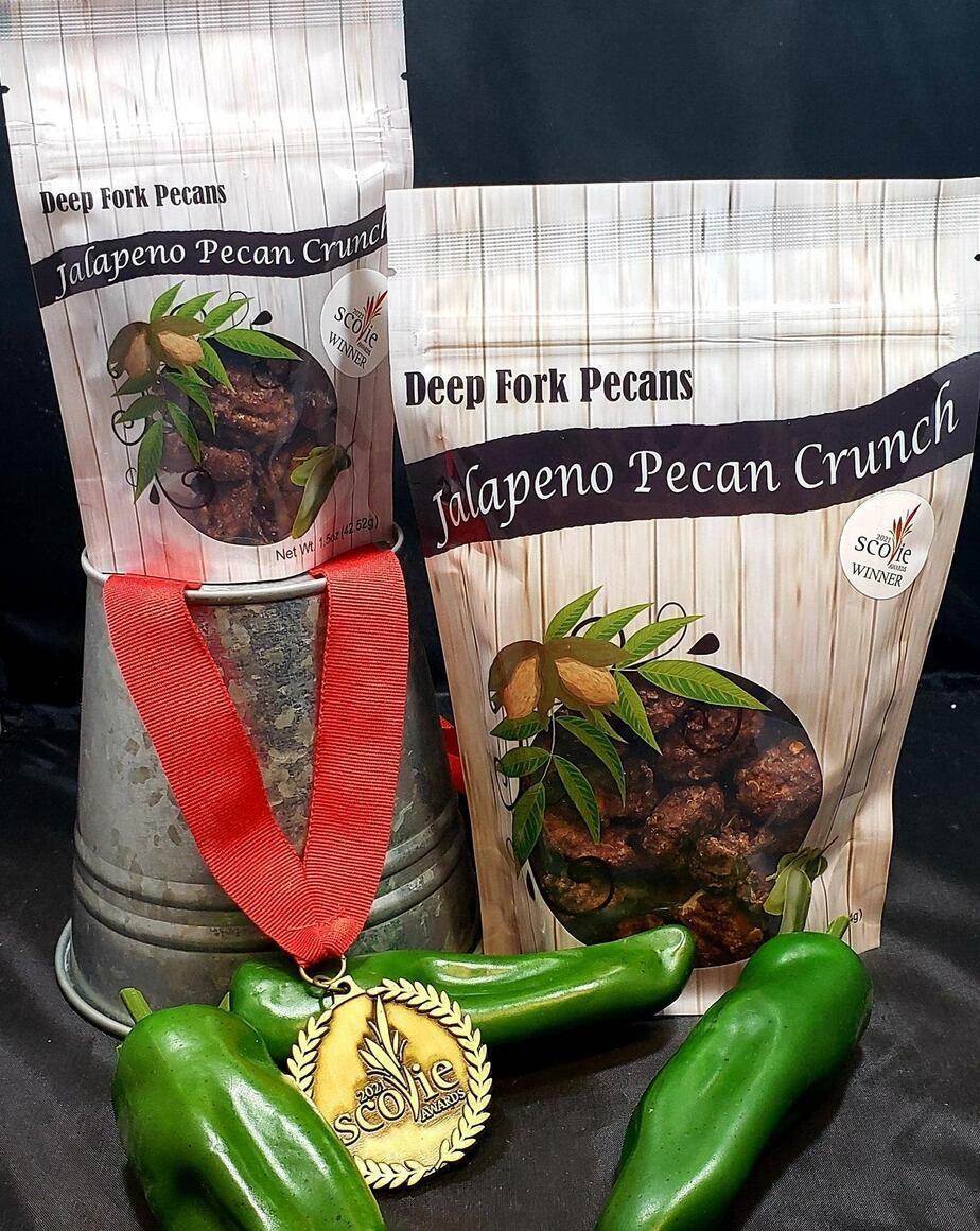 Jalapeno Pecan Crunch   Trada Marketplace