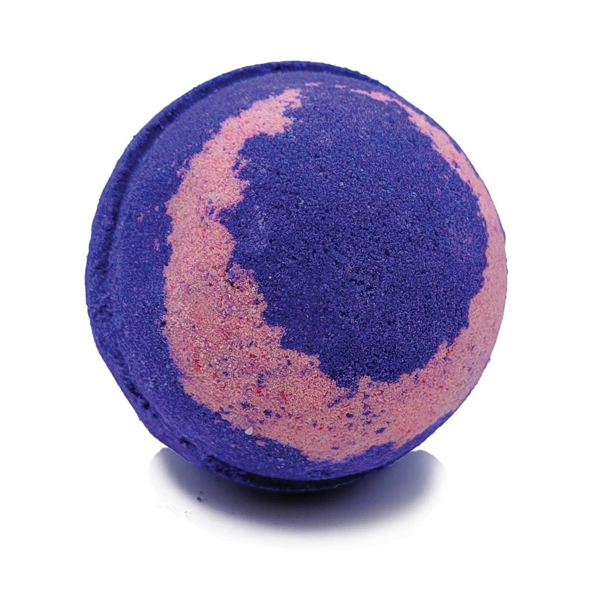 Evolve - Bath Bomb - Chakra Collection - Amethyst | Trada Marketplace