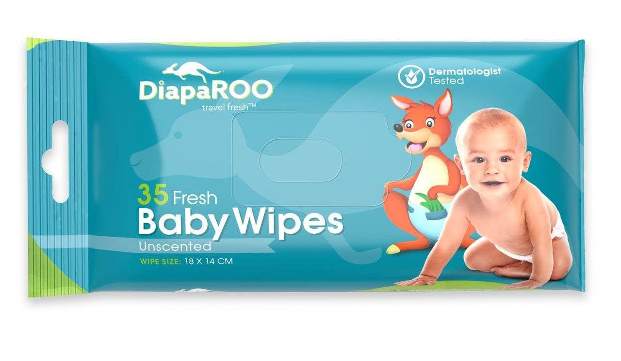 DiapaROO Unscented Baby Wipes | Trada Marketplace