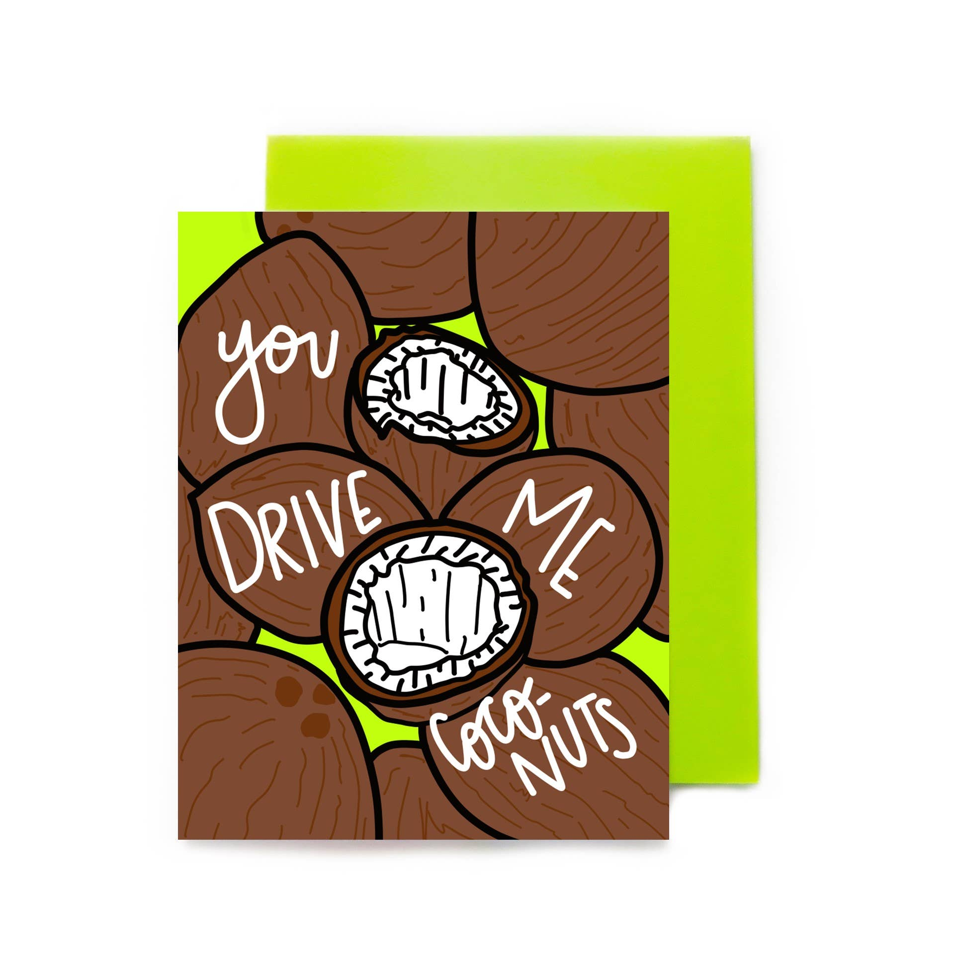 Drive Me Coconuts | Trada Marketplace