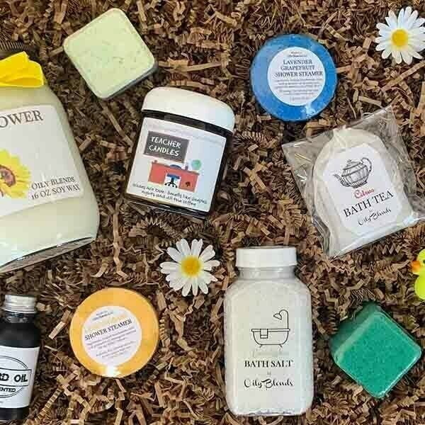 Oily Blends | Trada Marketplace