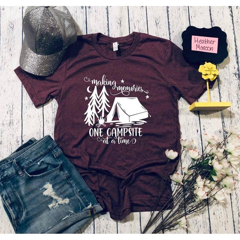Camping Tee   Trada Marketplace