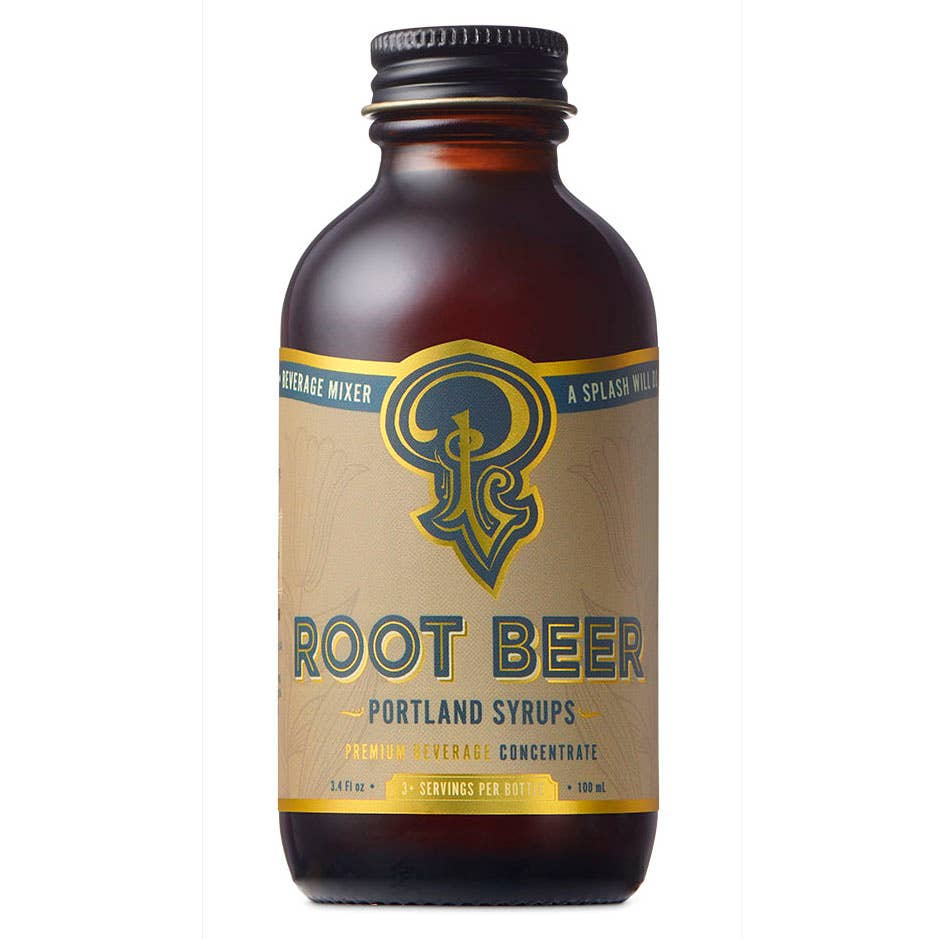 Root Beer Syrup (100ml) | Trada Marketplace