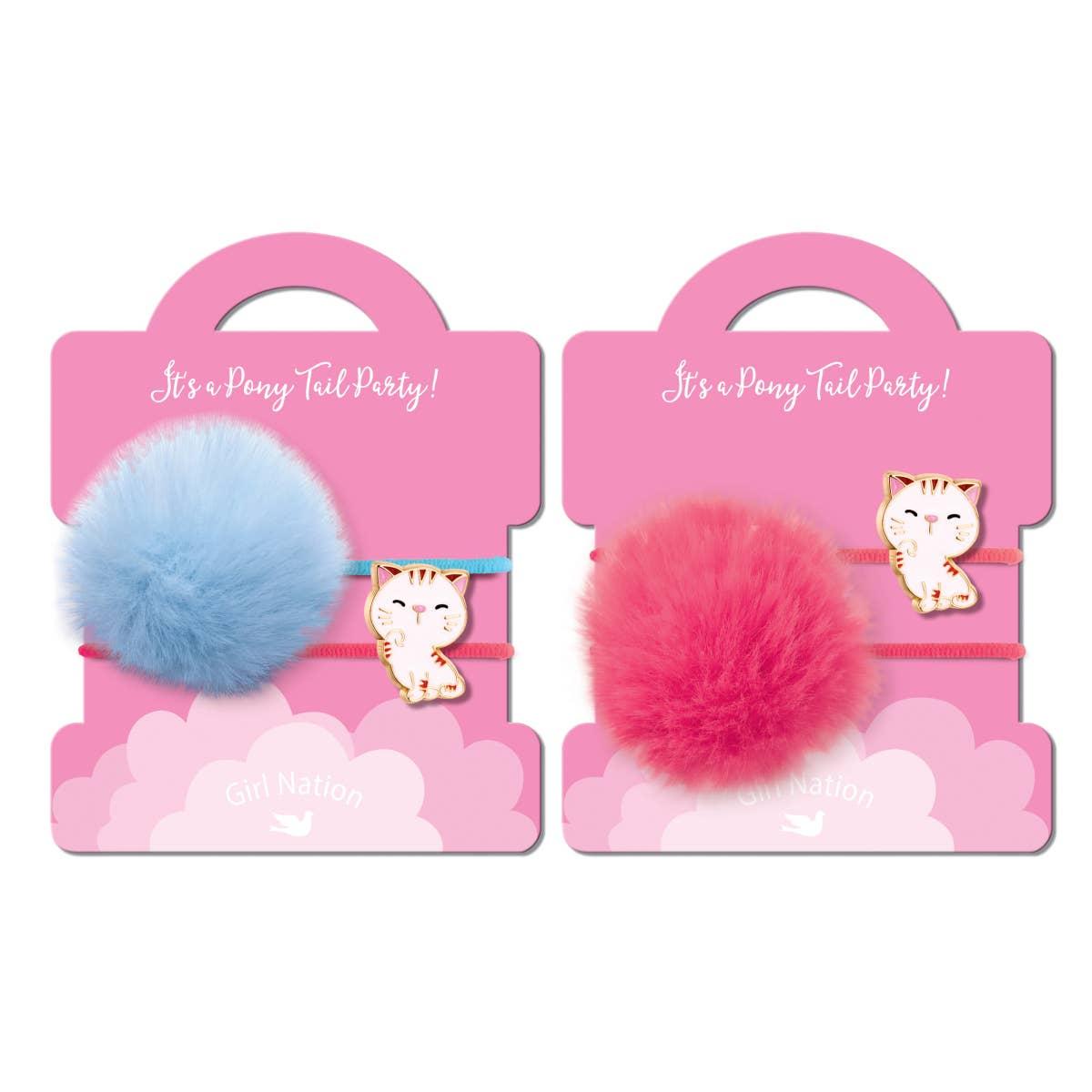 Pony Tail Whimsy- Sweet Kitty | Trada Marketplace