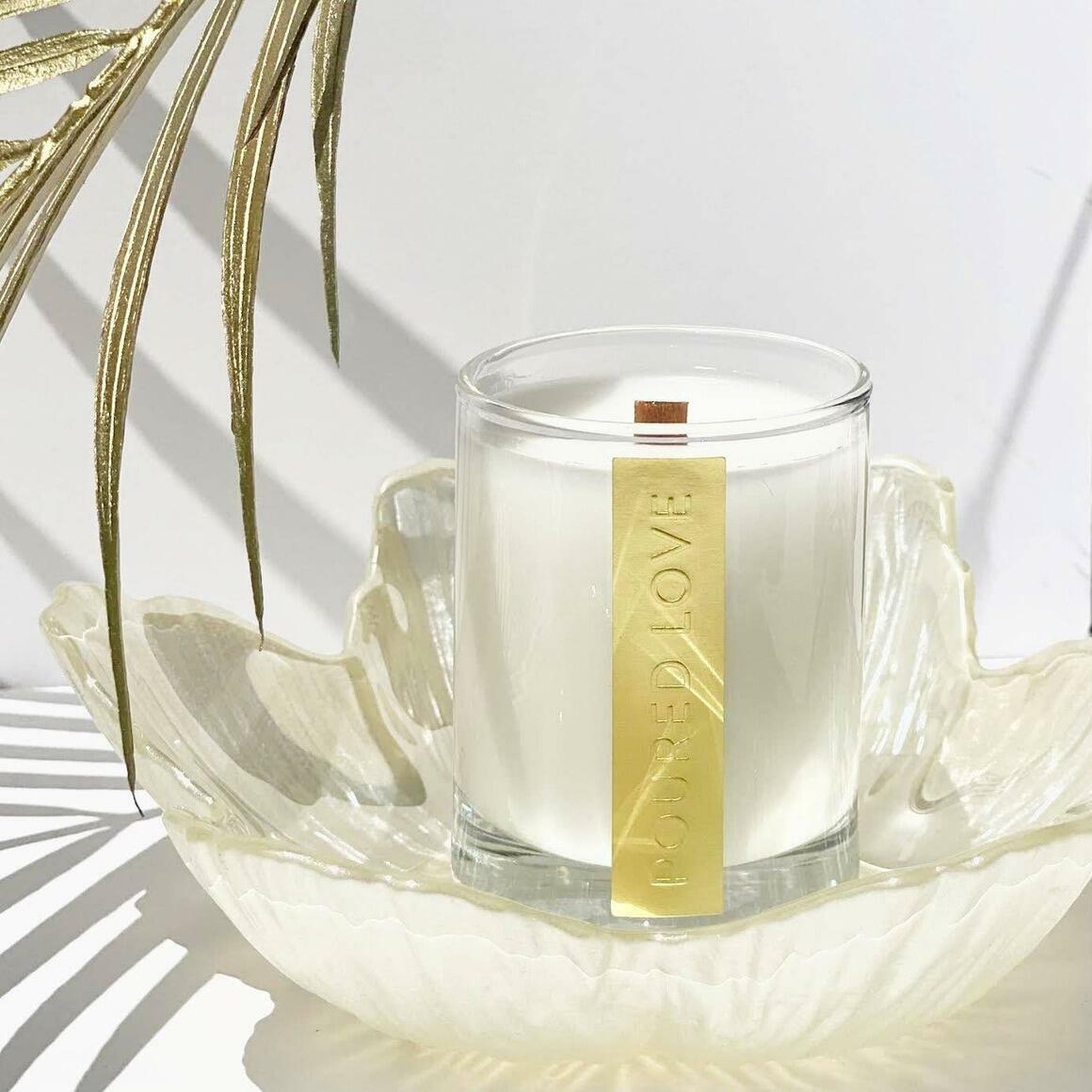 Petit Candle- 2oz. | Trada Marketplace
