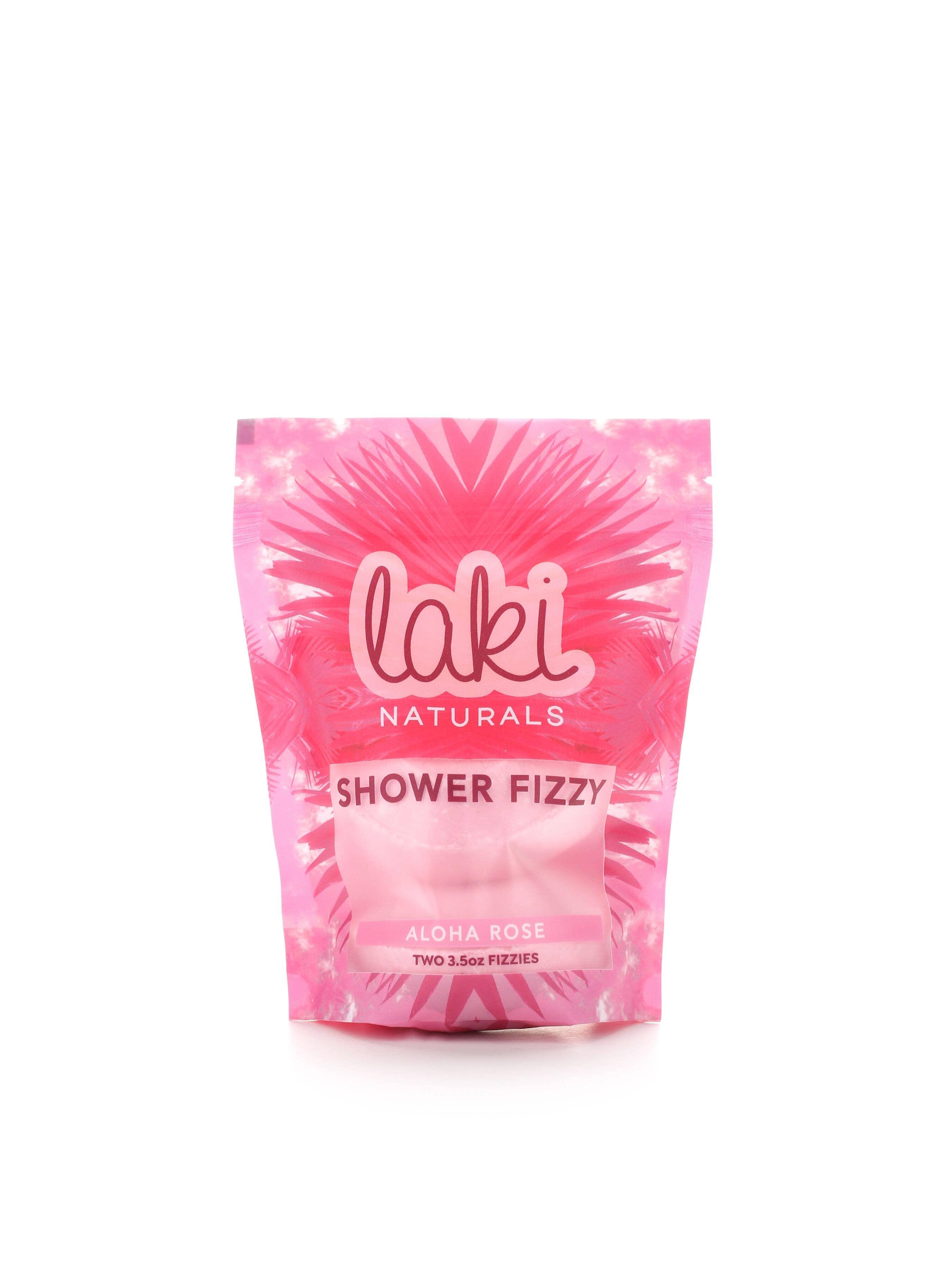 Aloha Rose Shower Fizzy | Trada Marketplace