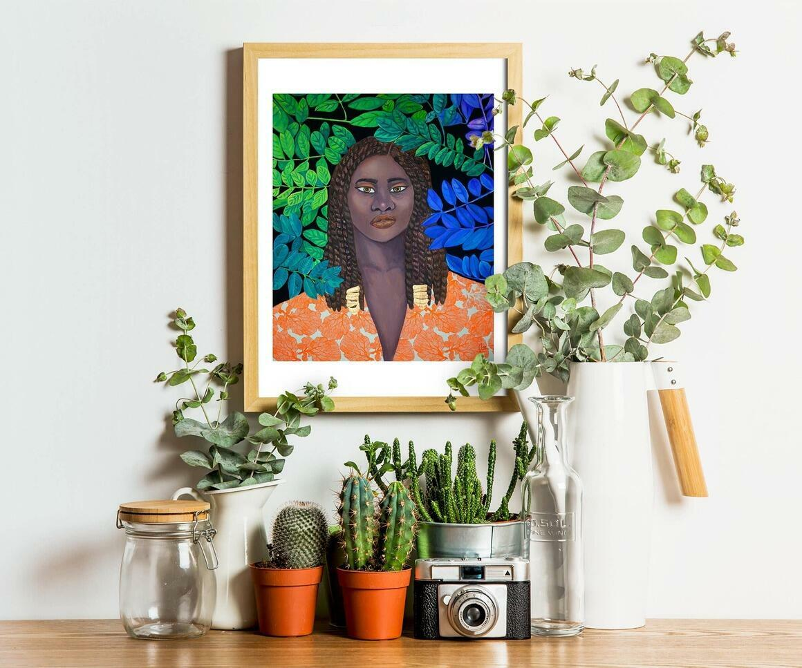 Open Edition: Portrait 12 | Trada Marketplace