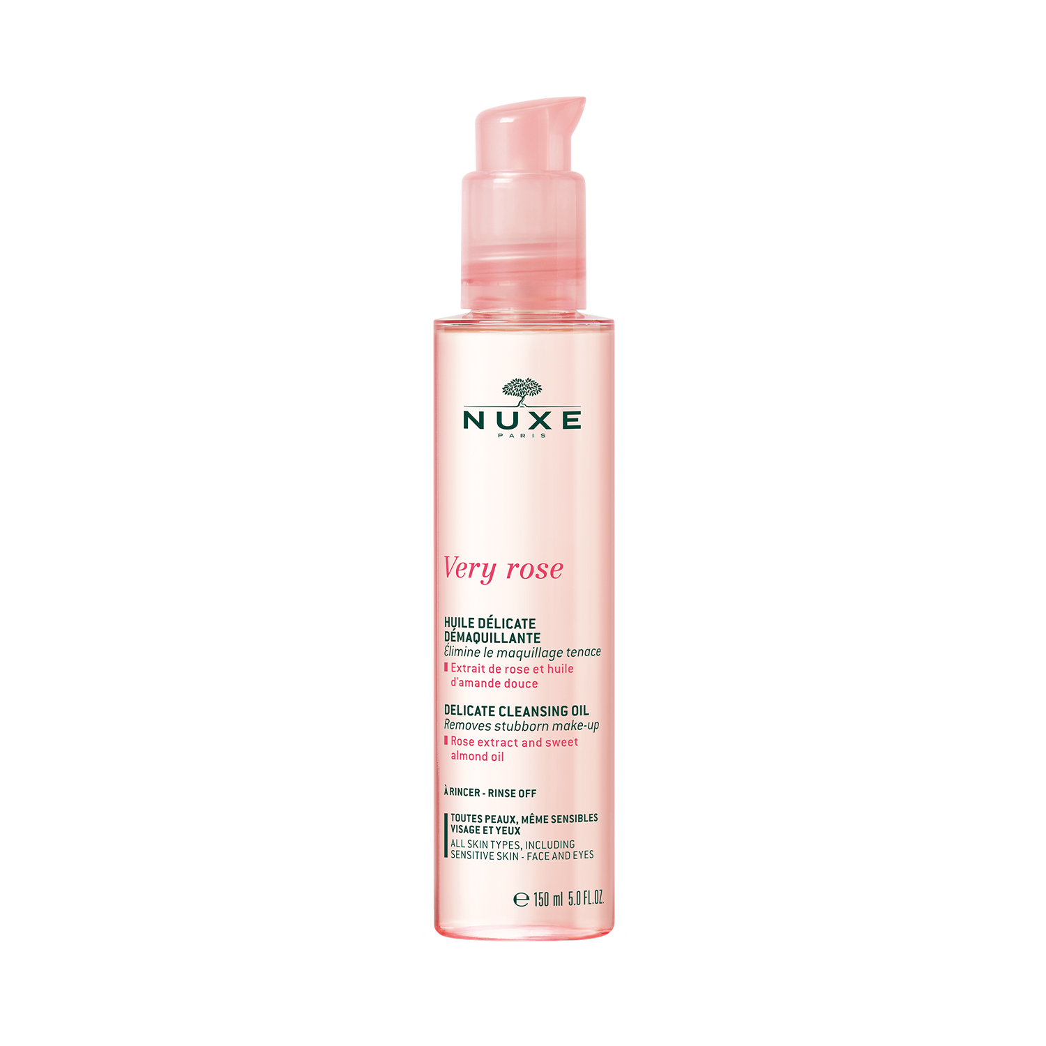 Very Rose delicate cleansing oil | Trada Marketplace
