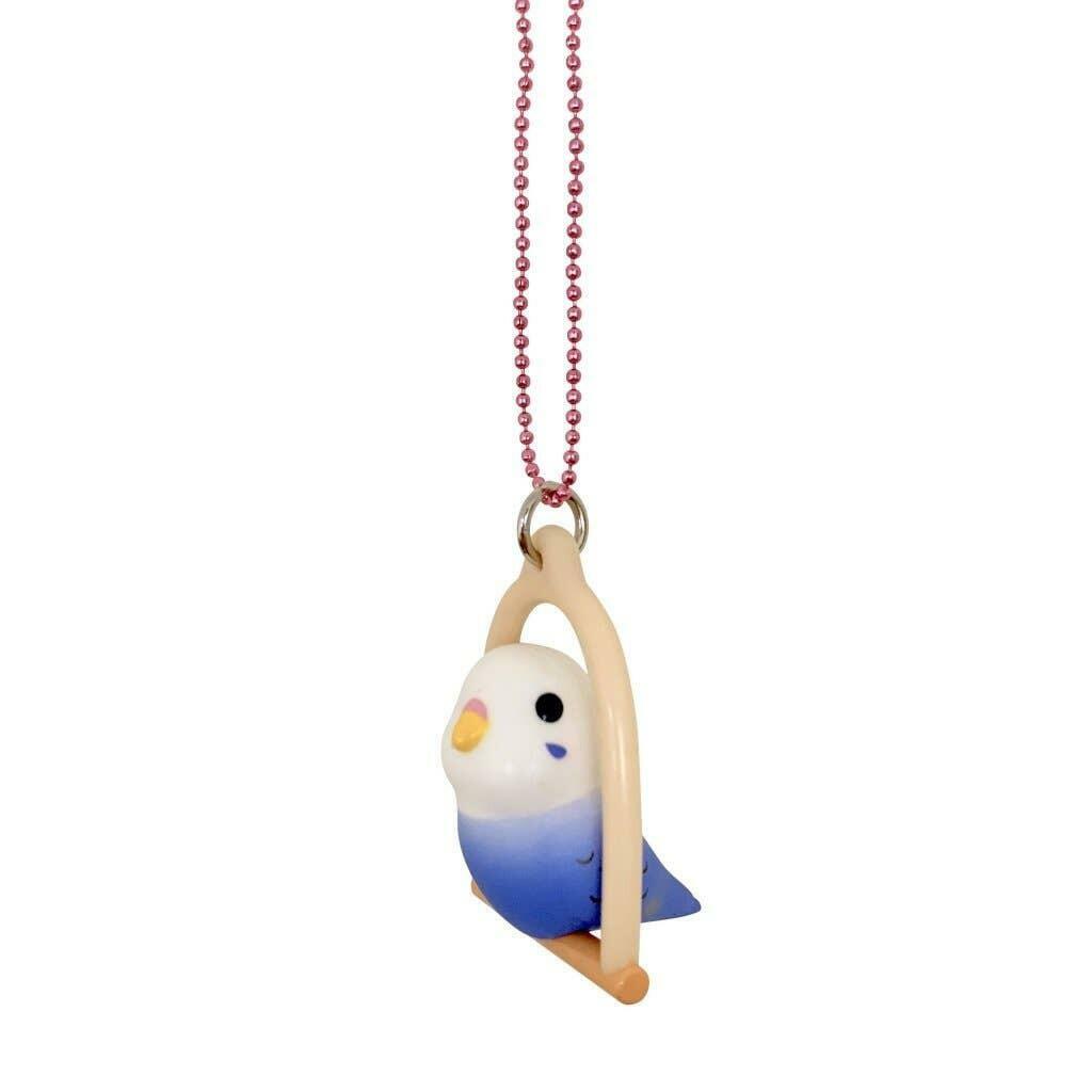 Ltd. Pop Cutie Birdie Swing Kids Necklace | Trada Marketplace