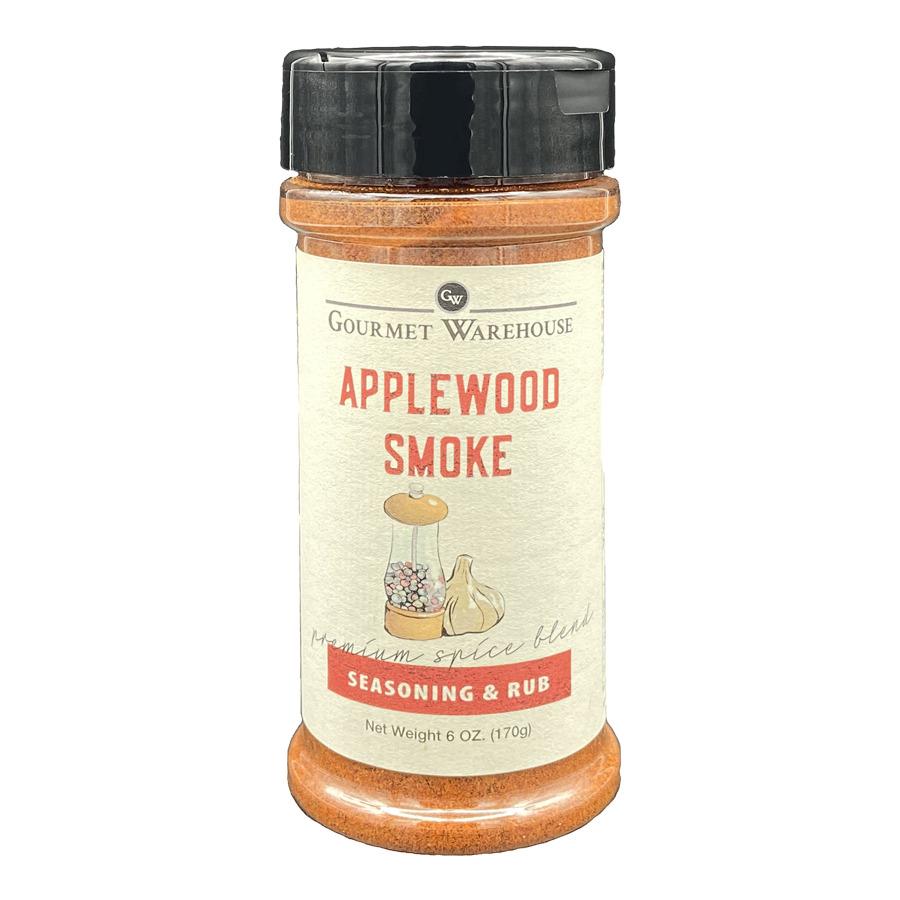 GOURMET WAREHOUSE APPLEWOOD SMOKE RUB | Trada Marketplace