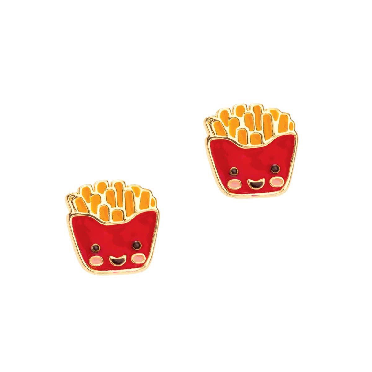 French Fry Friends Cutie Stud | Trada Marketplace