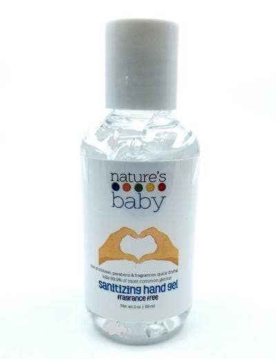 Hand Sanitizing Gel Fragrance Free 2 oz | Trada Marketplace