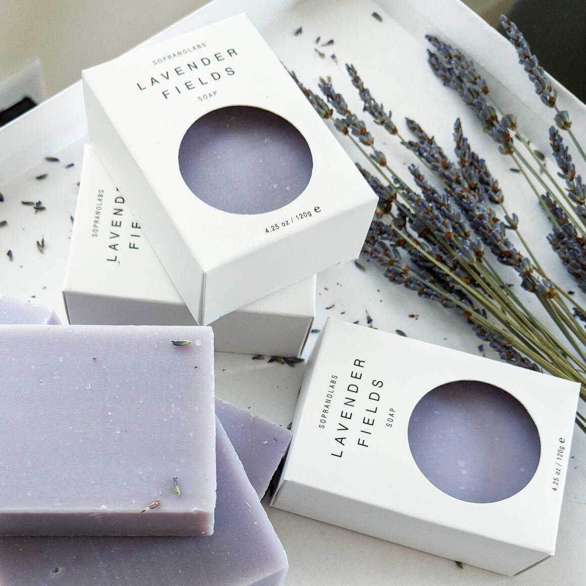 Sample Pack. 10 Bestselling Natural Organic soaps. Testers   Trada Marketplace