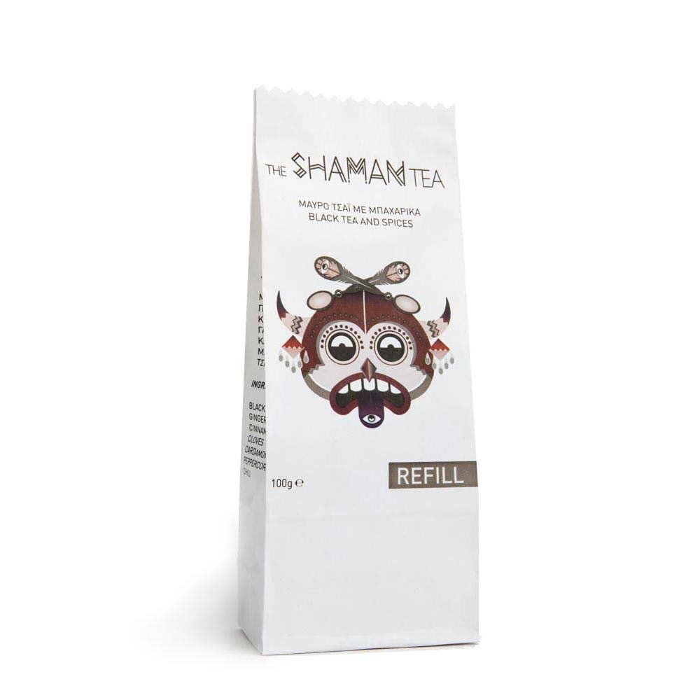 Sparoza - The Shaman Tea Refill - Handcrafted Loose Leaf | Trada Marketplace