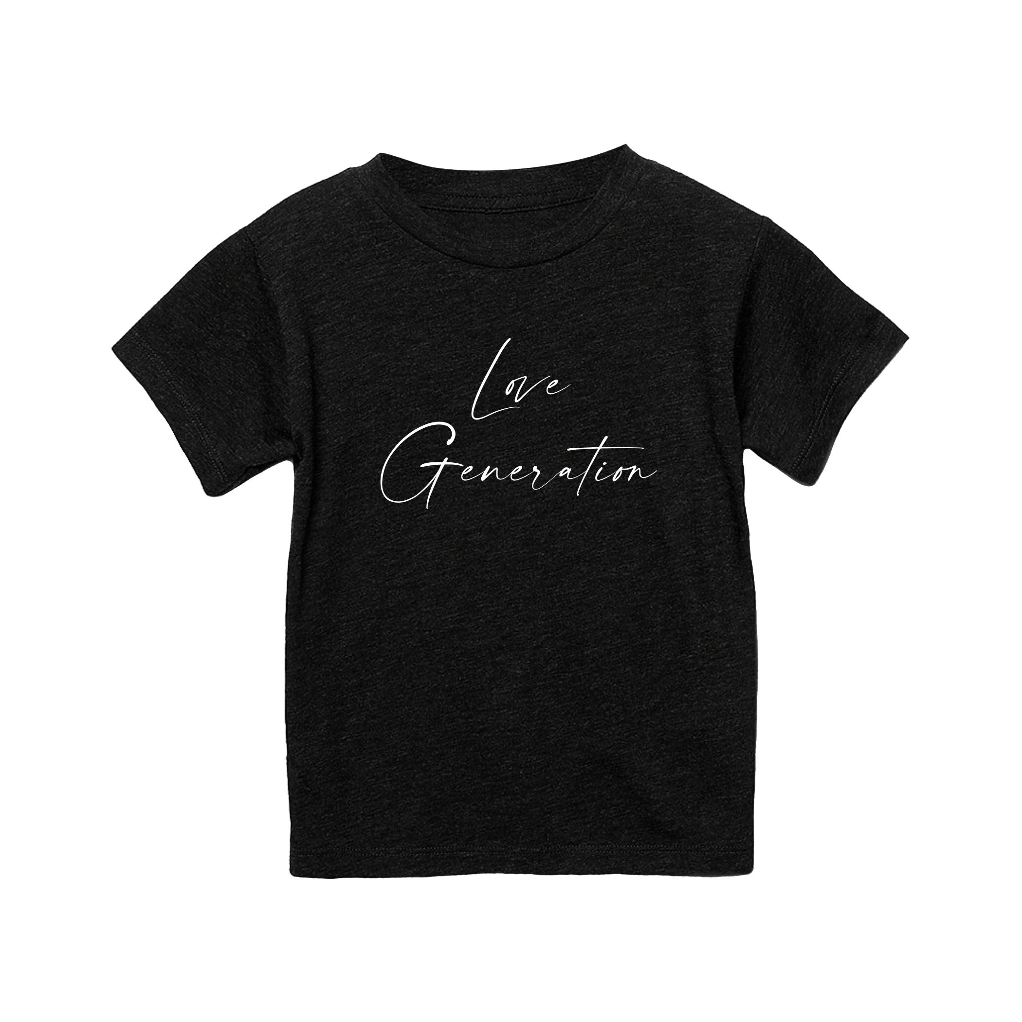 Love Generation Tee | Trada Marketplace