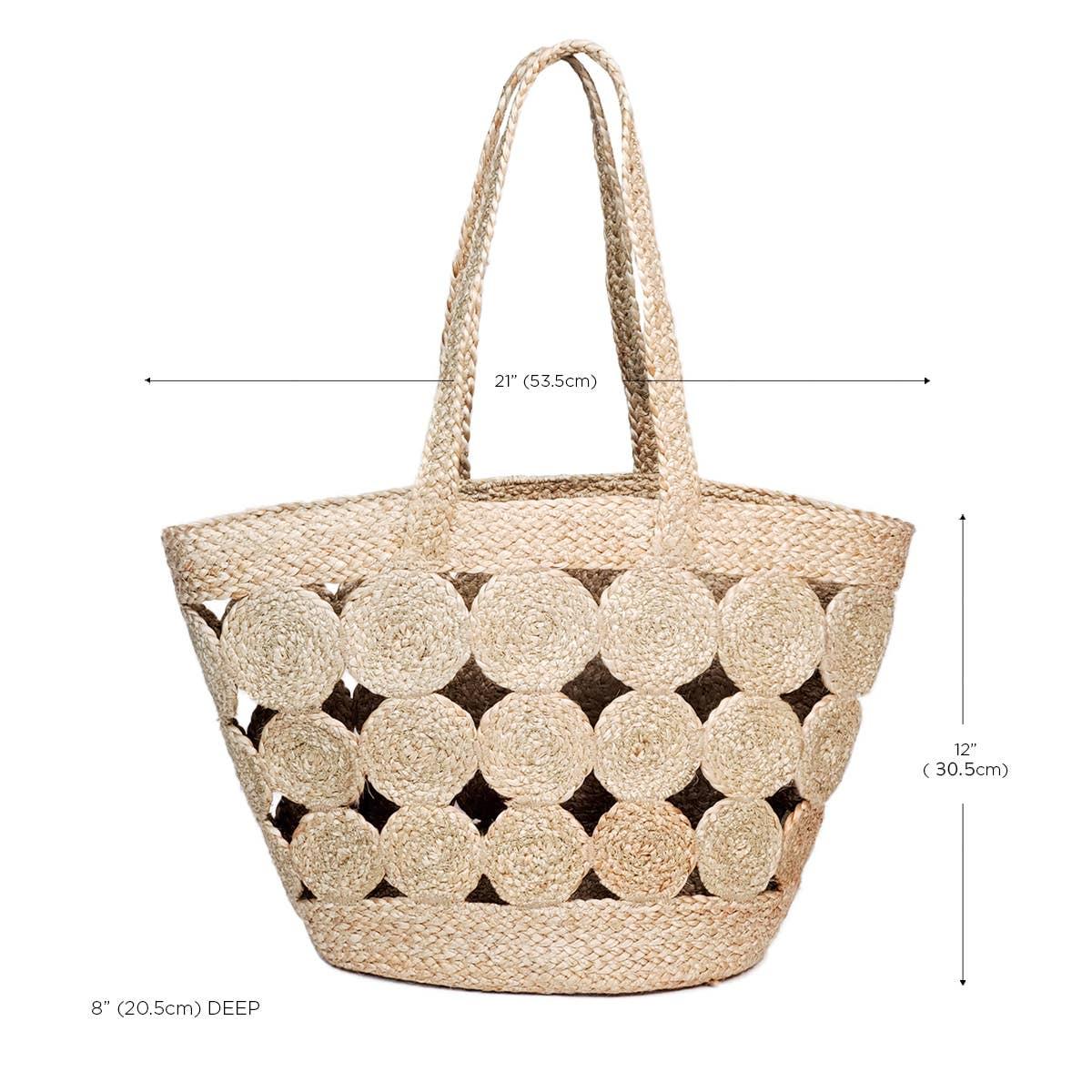 Kata Pompom Bag   Trada Marketplace