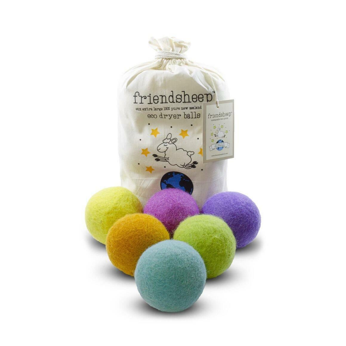 Rainbow Blast Eco Dryer Balls   Trada Marketplace