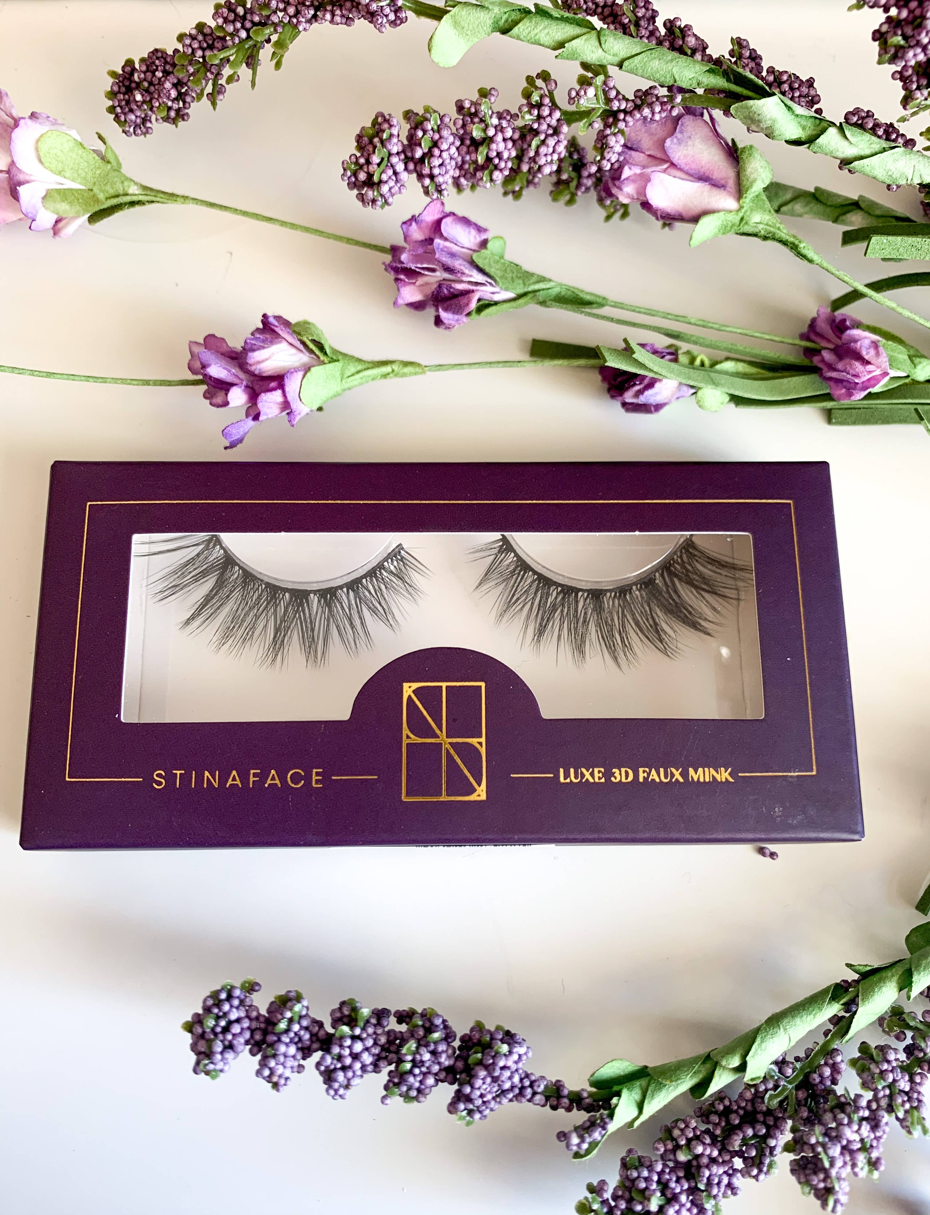 3D Faux Mink Lashes - ASTER   Trada Marketplace