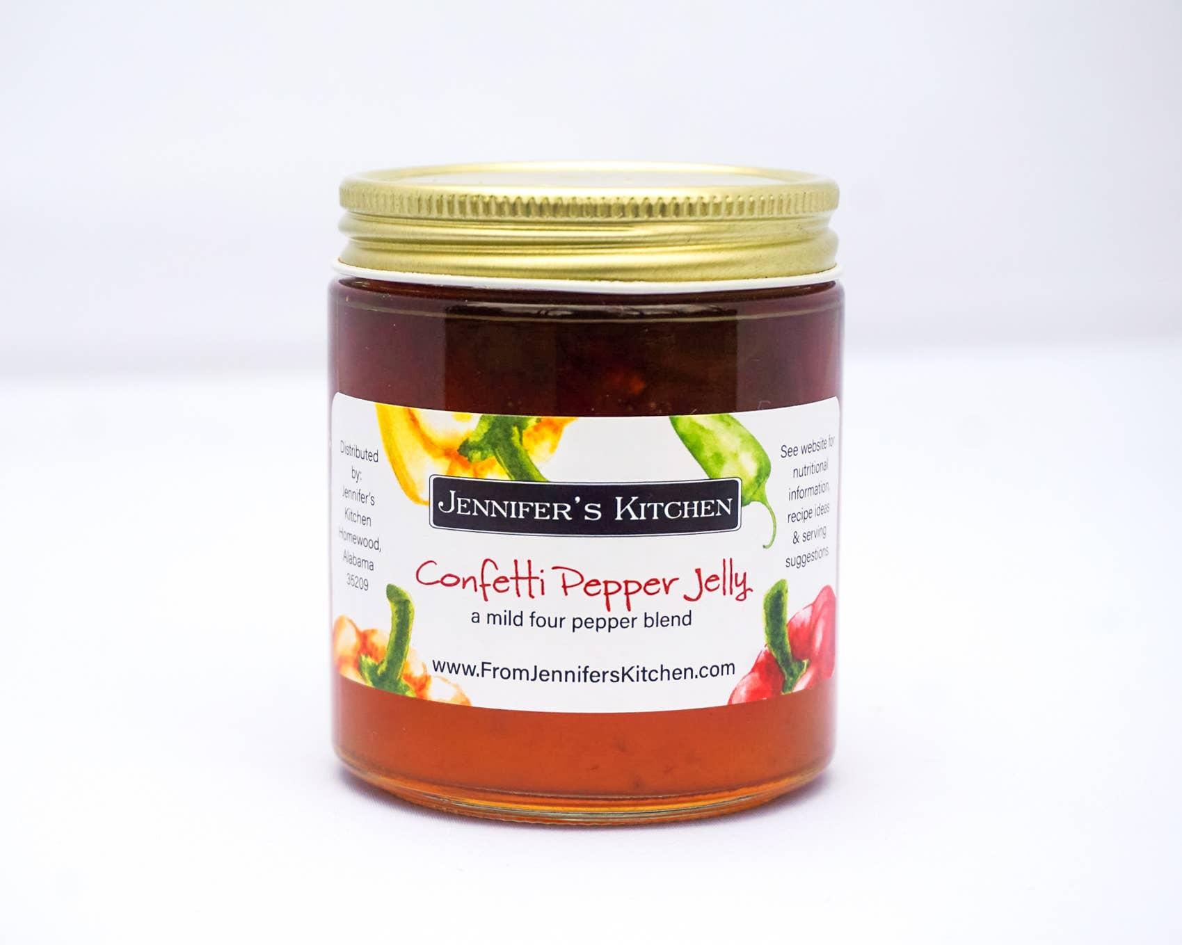 Mini Confetti Pepper Jelly | Trada Marketplace