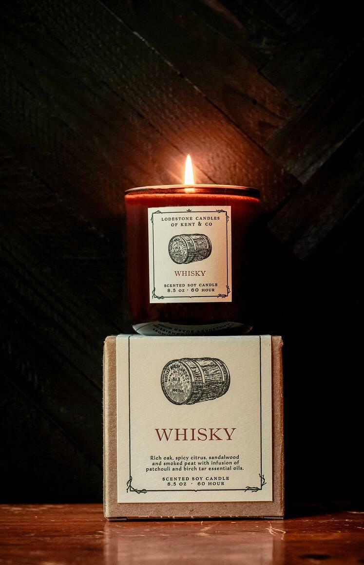 Whisky Candle   Trada Marketplace
