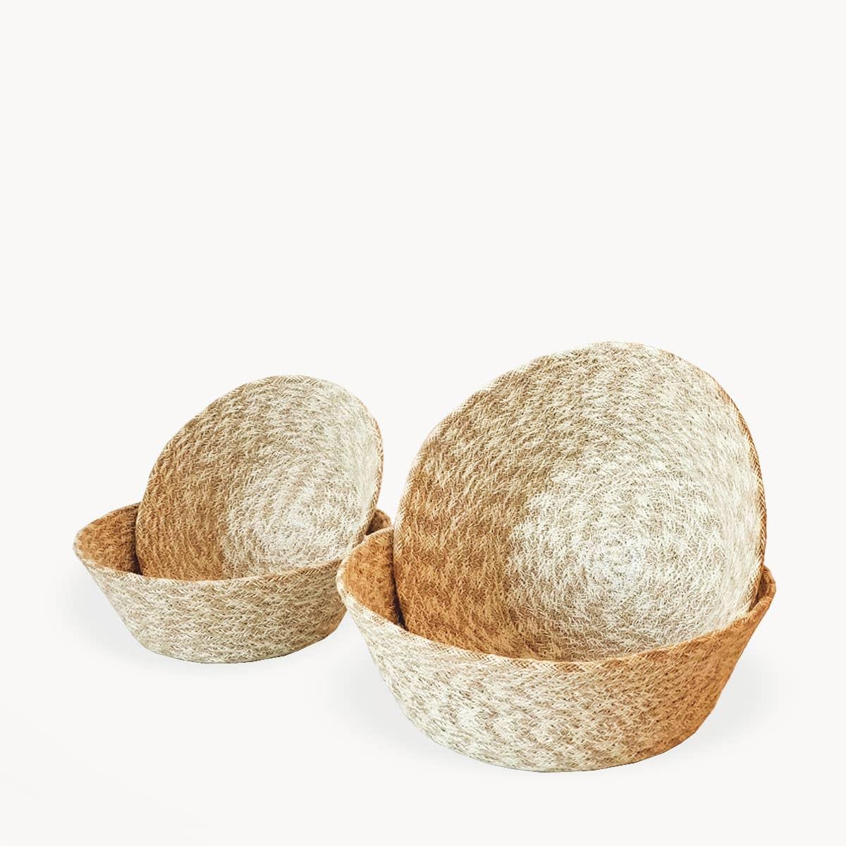 Agora Woven Nesting Bowl (Set of 4) | Trada Marketplace
