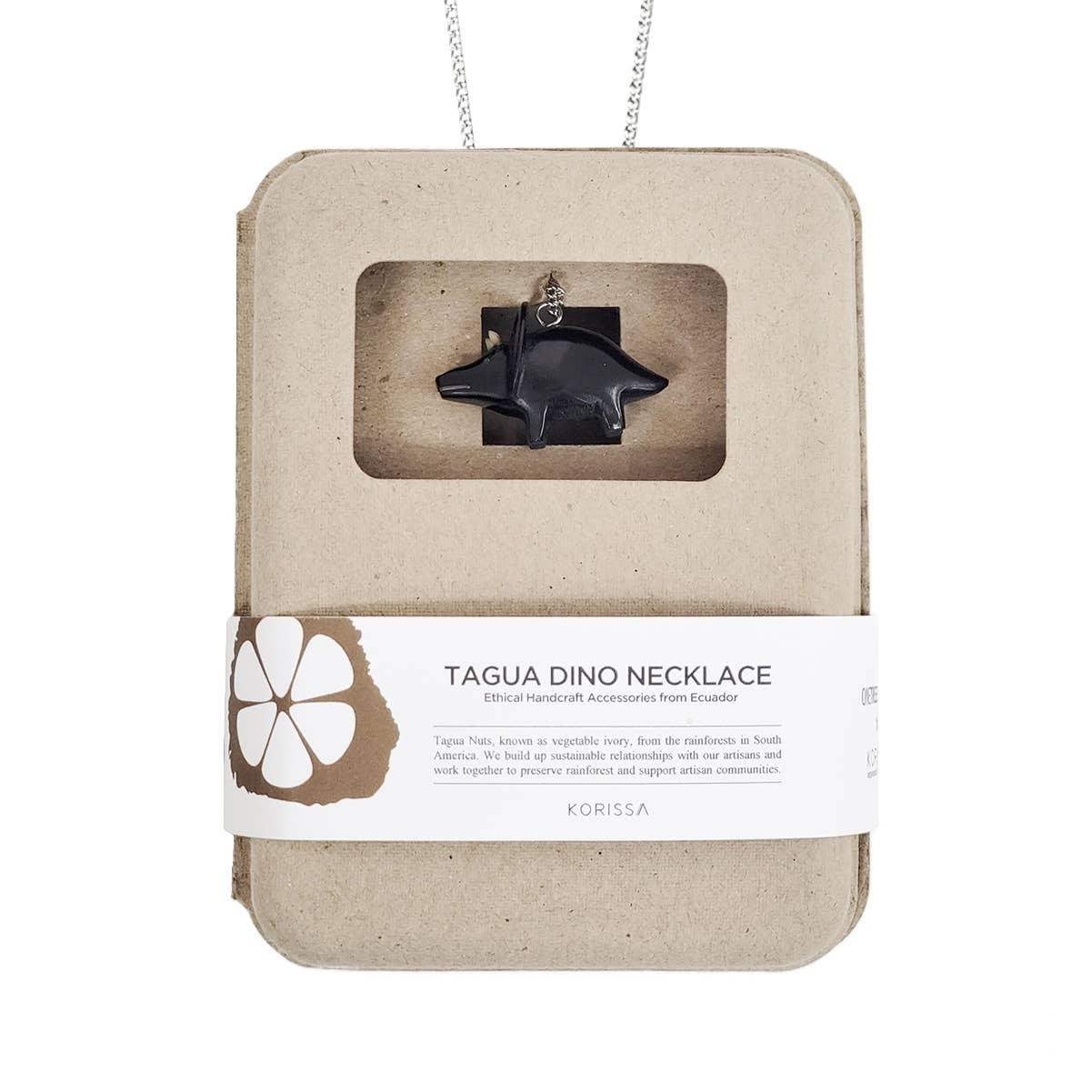 Dino Tagua Necklace - Tricera | Trada Marketplace