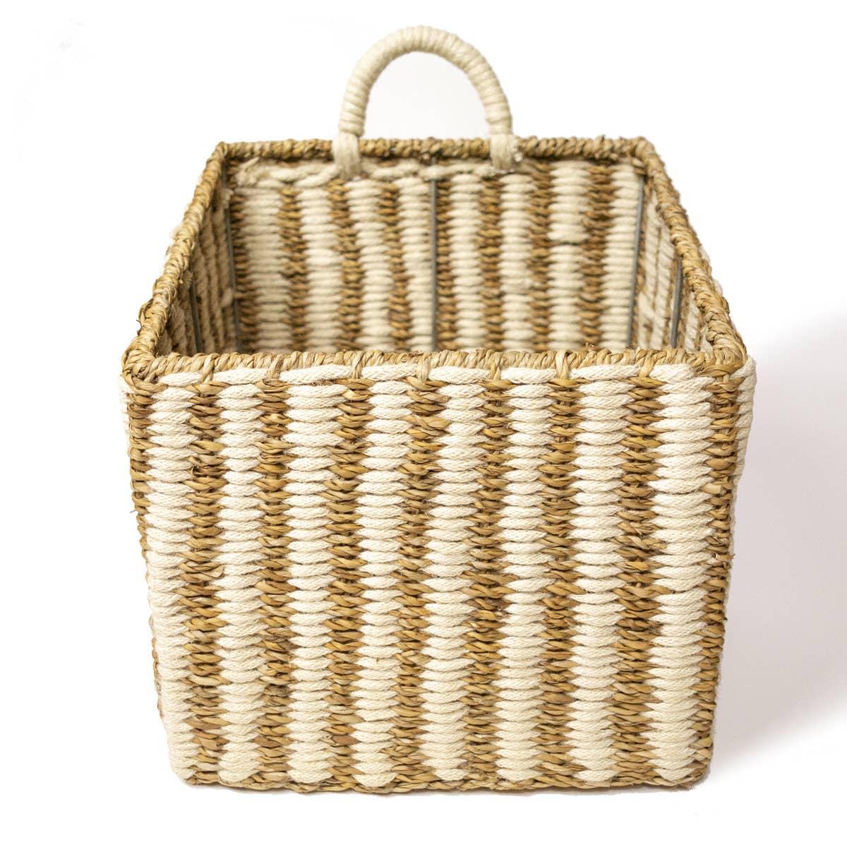 Ula Square Basket | Trada Marketplace