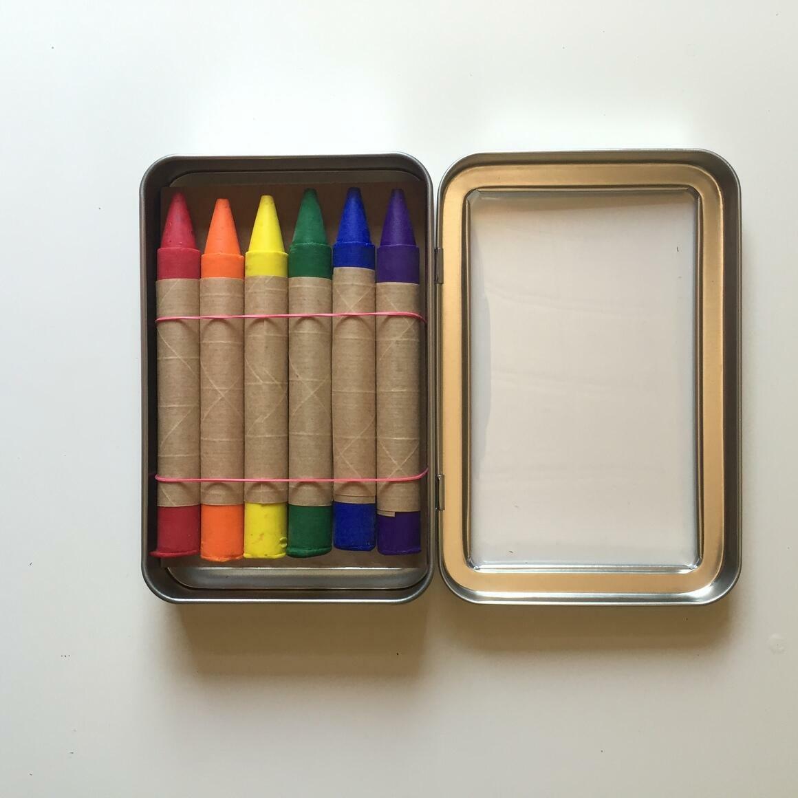 Traditional Eco-Friendly Crayons | Trada Marketplace