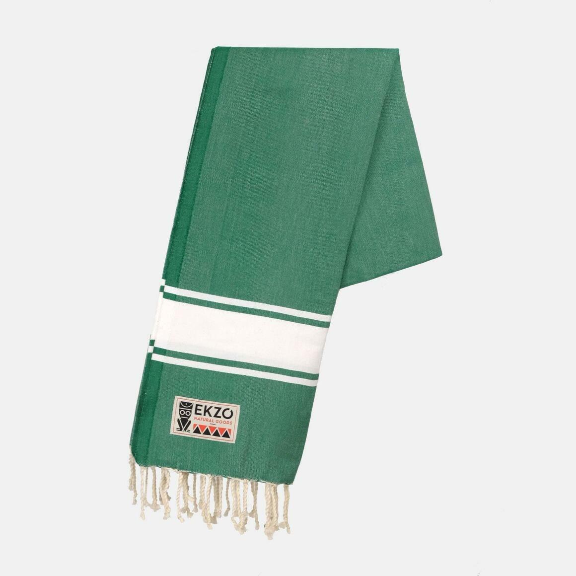 Beach Towel Classic - Honu Green | Trada Marketplace