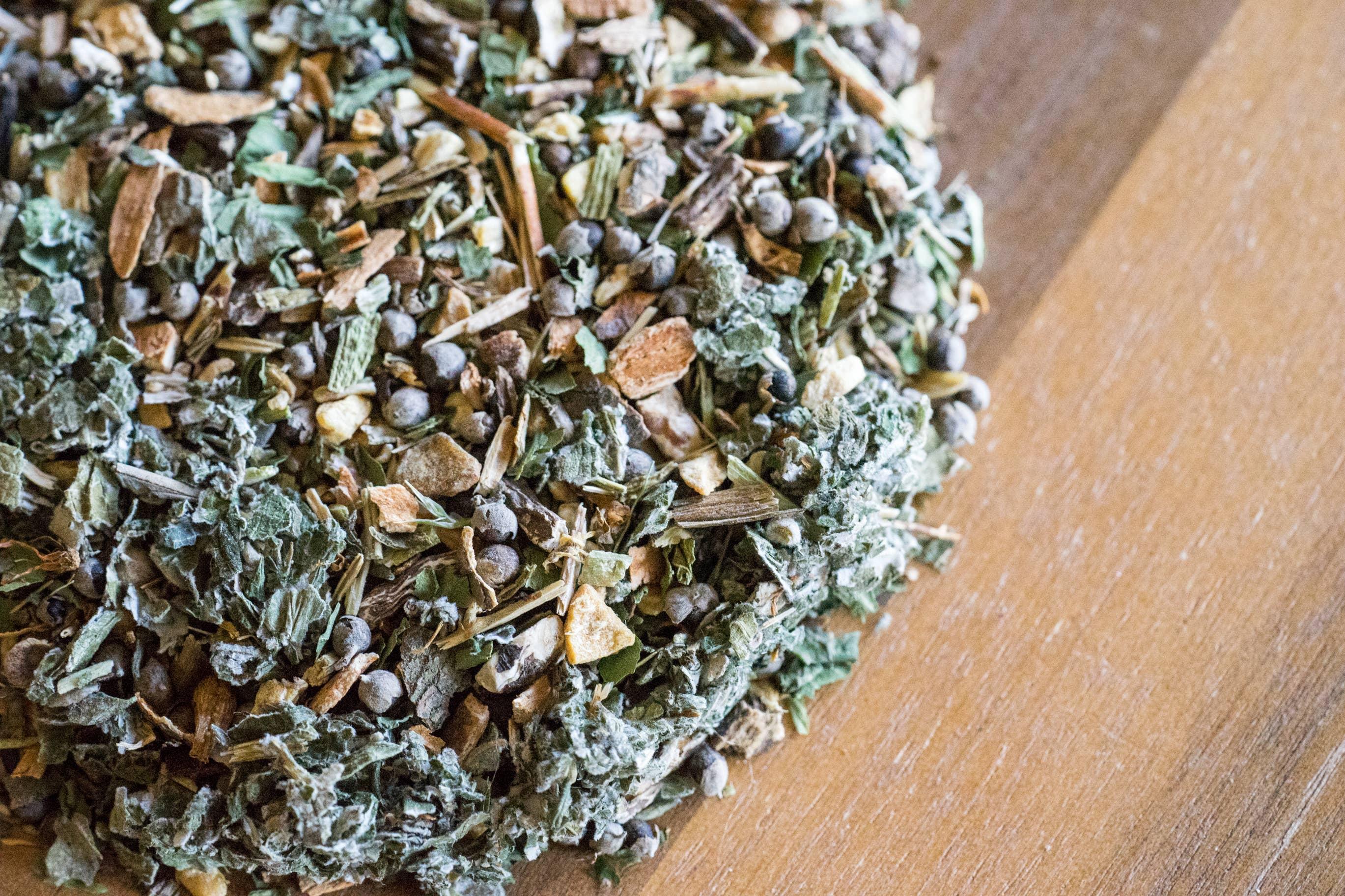 Moon Cycle Herbal Tea | Trada Marketplace