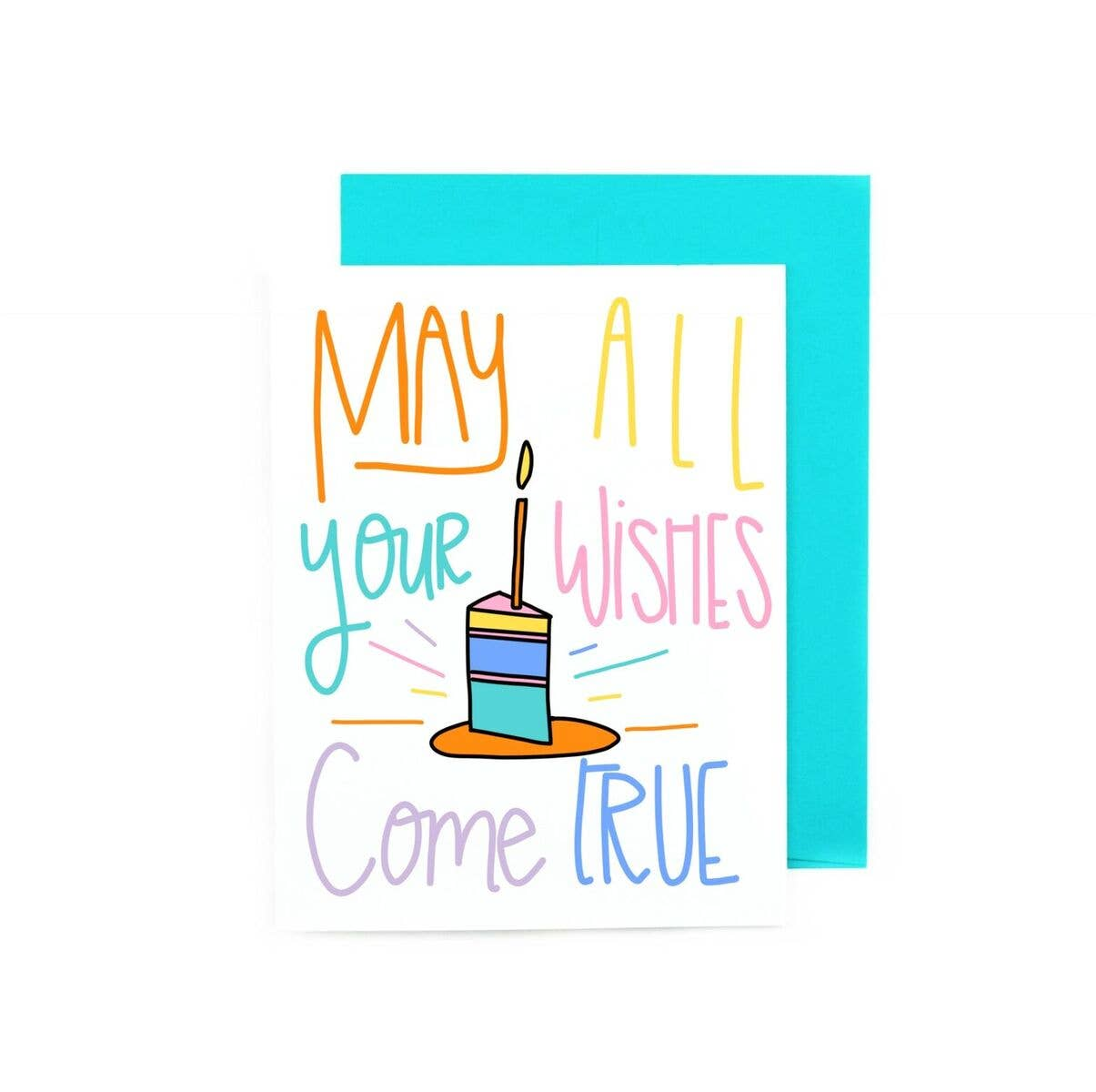 May All Your Wishes Come True | Trada Marketplace