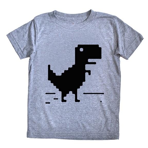 Dino - Triblend - Grey | Trada Marketplace