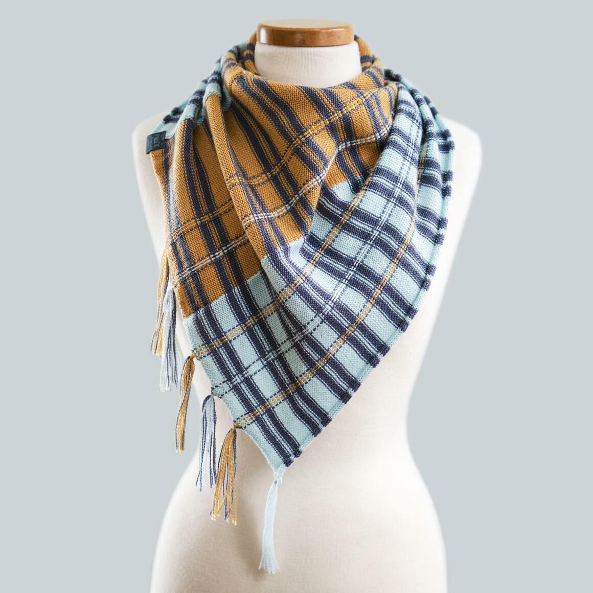 Woolmai Wool Tencel Scarf | Trada Marketplace