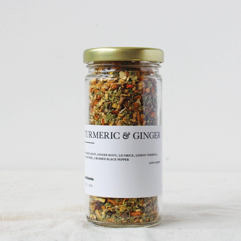 Turmeric & Ginger - Herbal Tea - Loose Leaf | Trada Marketplace