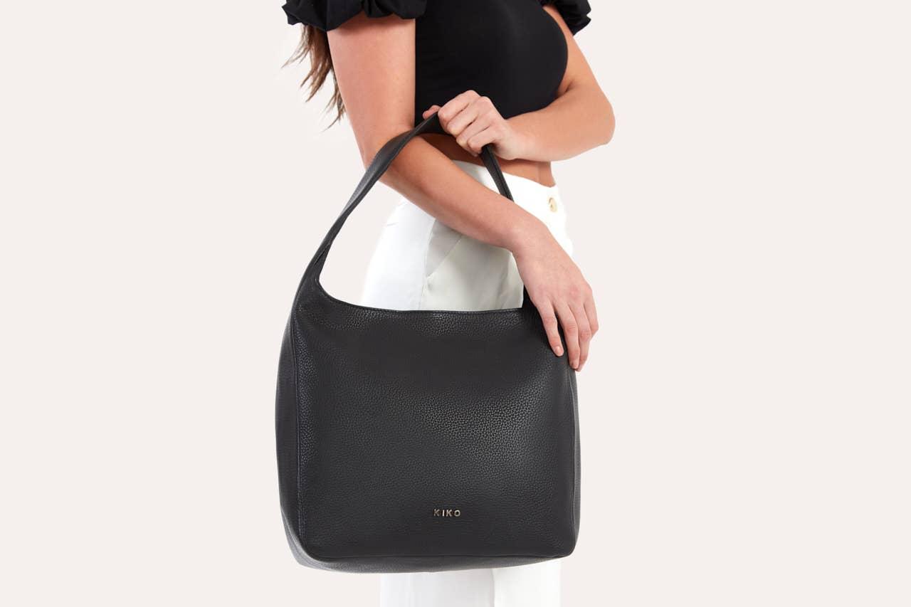 Black Hobo Bag   Trada Marketplace