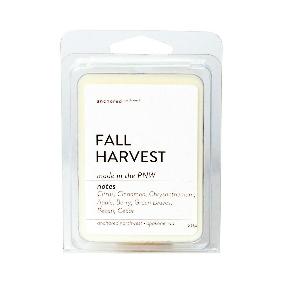 Fall Harvest Wax Melt | Trada Marketplace