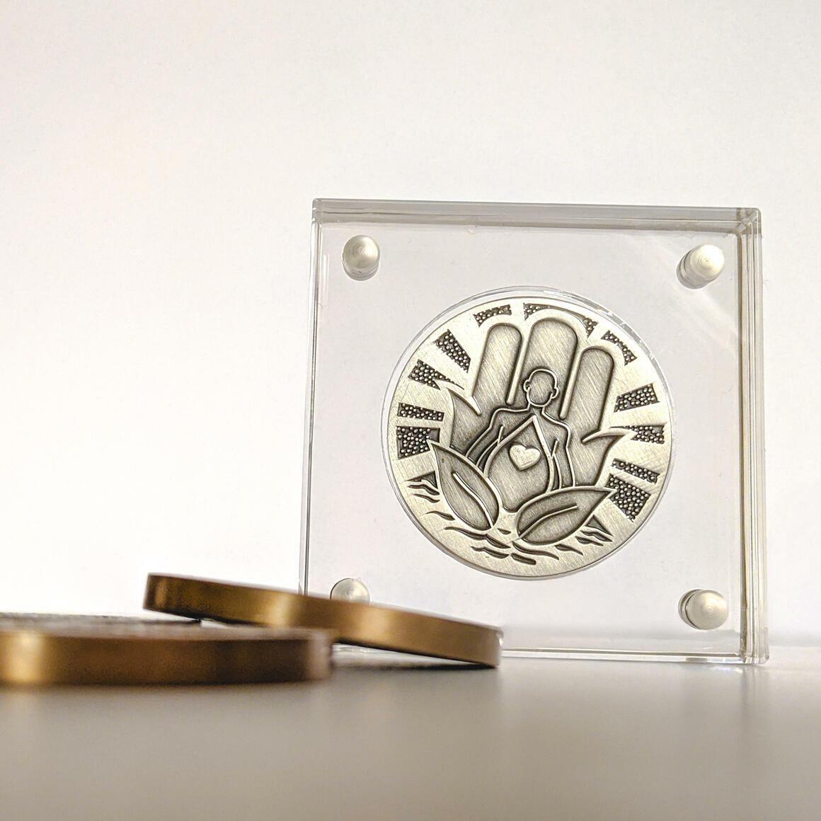 Mantra Medallions Display Case | Trada Marketplace