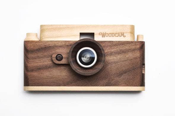 Wooden Digital Camera - Classical One Full HD   Trada Marketplace