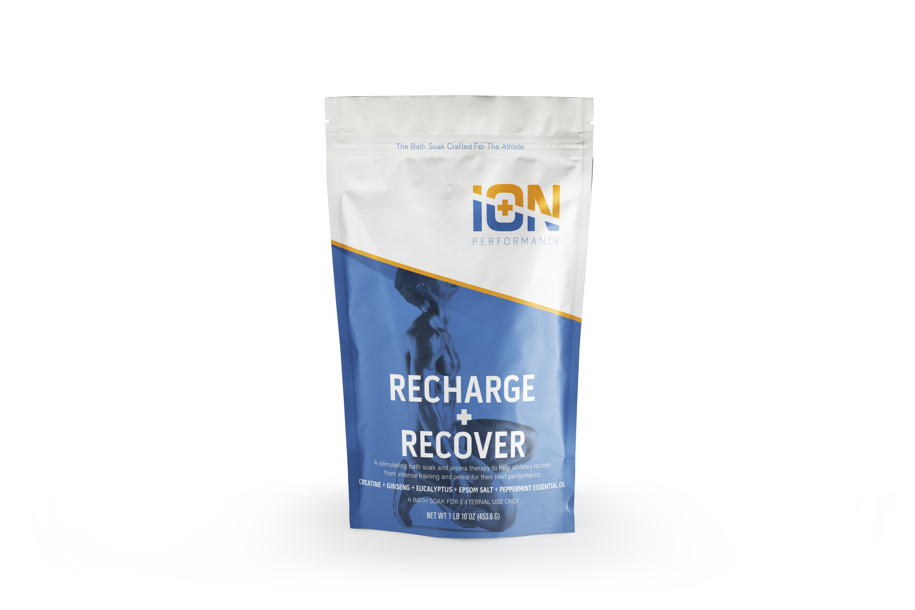 Recover and Recharge Creatine+Mg Sport Soak 16 oz | Trada Marketplace