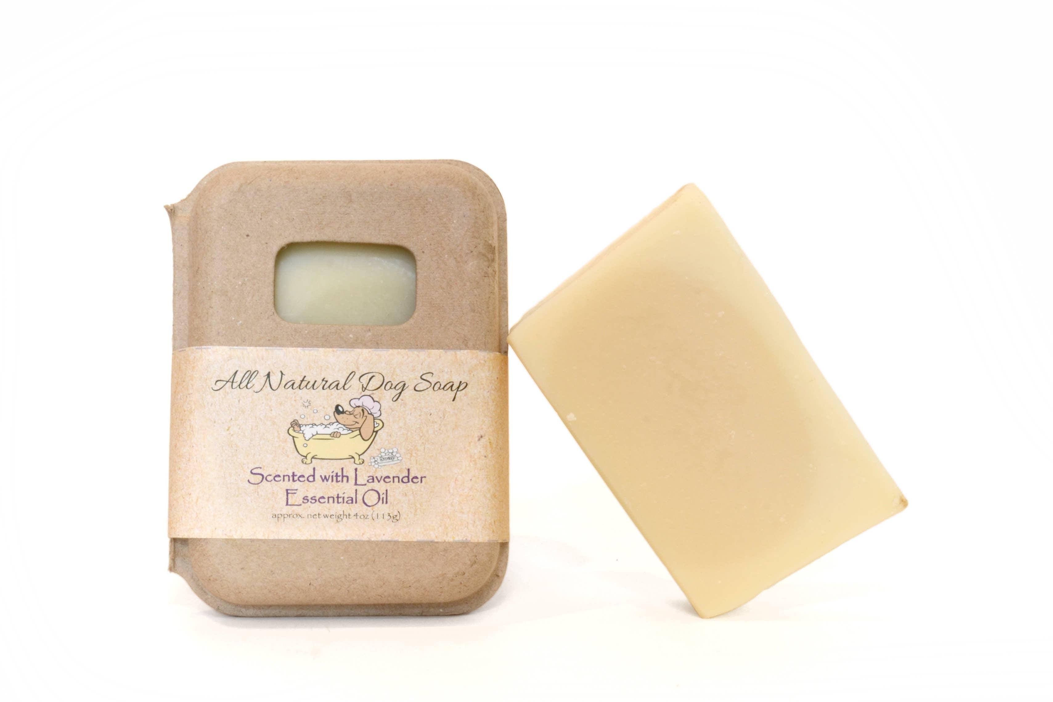 Lavender Scented Dog Shampoo Bar | Trada Marketplace