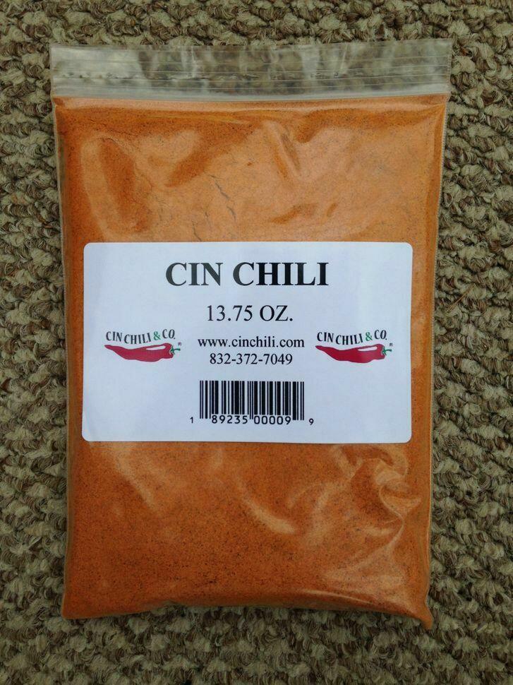 CIN CHILI MIX BULK 13.75 OZ. | Trada Marketplace
