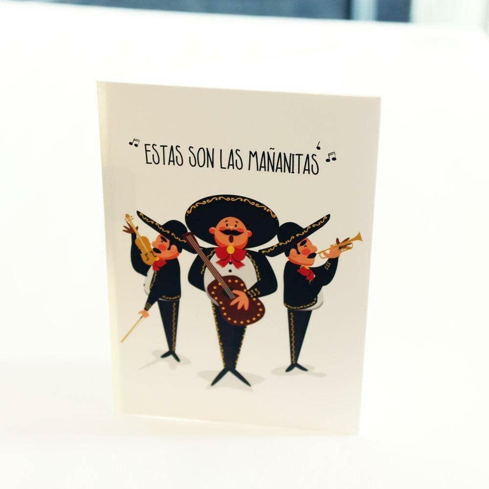 Las Mañanitas - Musical Greeting Card   Trada Marketplace